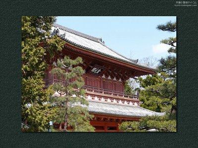 大徳寺07【ダウンロードする場合は右の画像サイズをクリックしてください】